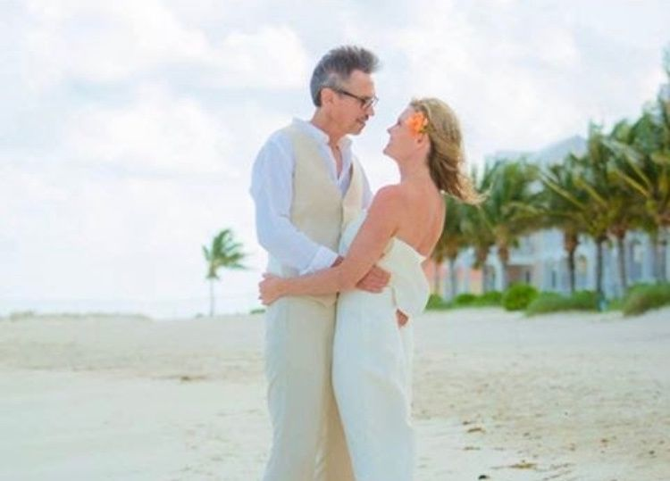 Bahamas wedding at Palm Cay