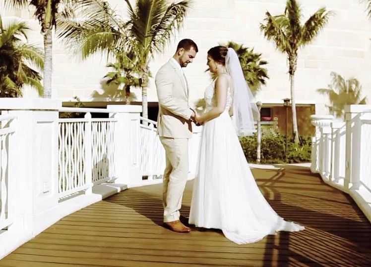 Baha Mar Wedding Ceremony