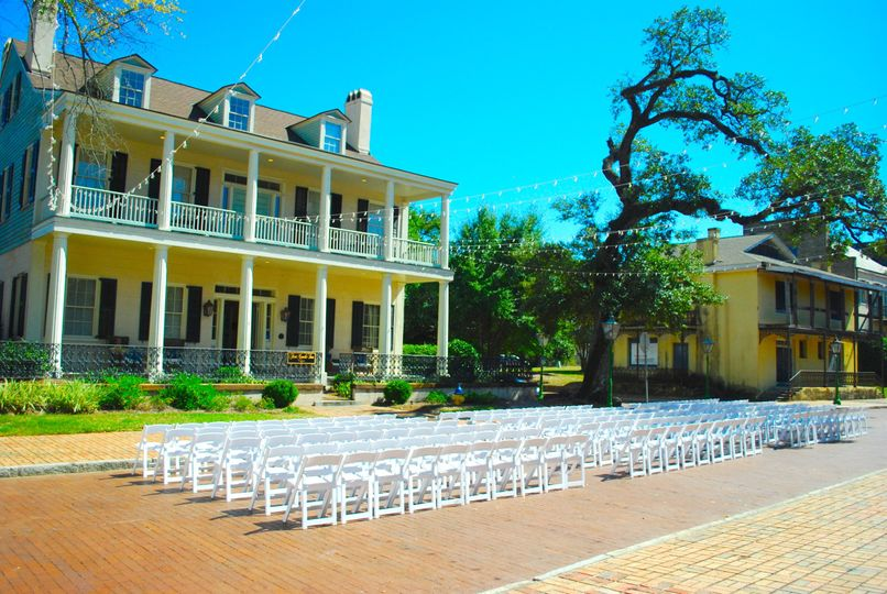 Beautiful ceremony chairs
