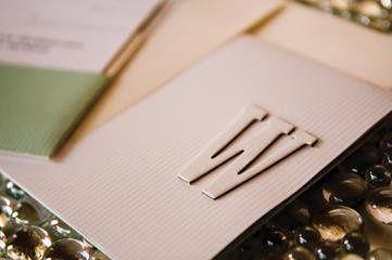 Tmx 1231425936109 2MonogramWeddingInvite Detail Longwood, FL wedding invitation