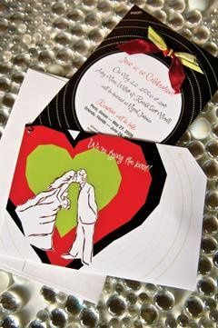 Tmx 1231425943562 10MorelliInvite1 Longwood, FL wedding invitation