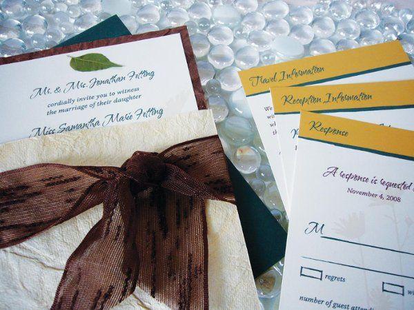 Tmx 1231425983515 02 Longwood, FL wedding invitation