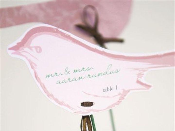 Tmx 1236185031079 62Thomas DixonWeddingBirdsDetails Longwood, FL wedding invitation