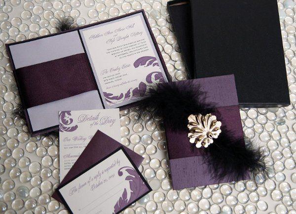 Tmx 1238942810524 HallInvitationGroup Longwood, FL wedding invitation