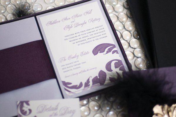 Tmx 1238942813758 HallInvitationInteriorDetail2 Longwood, FL wedding invitation