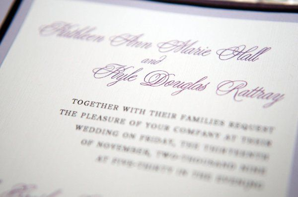 Tmx 1238942819727 HallInvitationInteriorDetail3 Longwood, FL wedding invitation