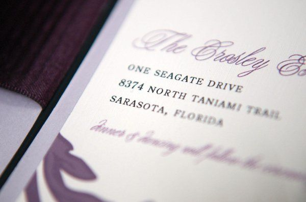 Tmx 1238942823602 HallInvitationInteriorDetail4 Longwood, FL wedding invitation