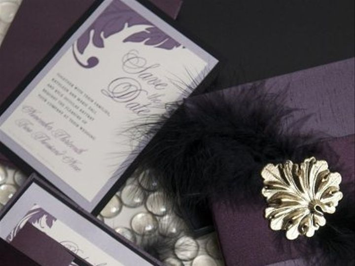 Tmx 1238942853243 HallInvitationVerticalGroup Longwood, FL wedding invitation