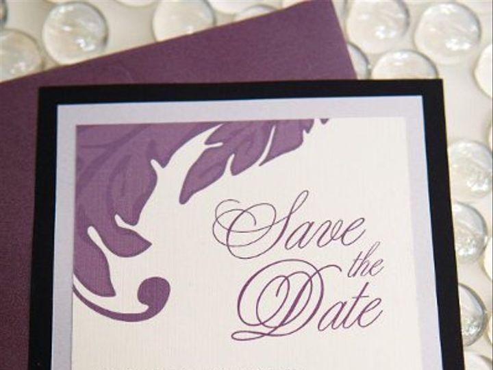 Tmx 1238942855008 HallSavetheDate Longwood, FL wedding invitation
