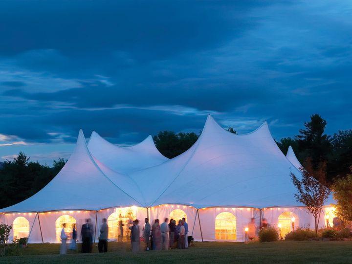 Tmx 1422039626362 Tent Exterior Stowe, VT wedding venue
