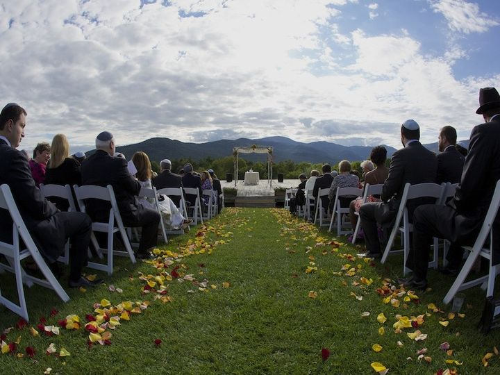Tmx 1447944874835 Sara And Ben Ceremony Stowe, VT wedding venue