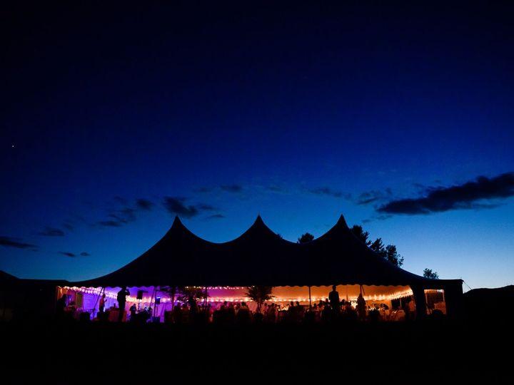 Tmx 1526490270 Cecaf65fec794d64 1526490266 9fd68a0ca4788b3b 1526490265457 3 Tent At Night Stowe, VT wedding venue