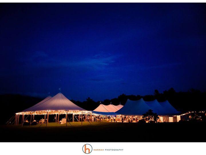 Tmx Three Tents At Night 51 743400 158335300480769 Stowe, VT wedding venue