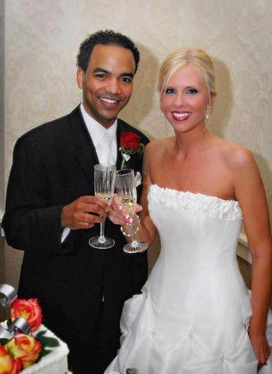 Jerome and Jennifer wedding by Uniq Entertainment