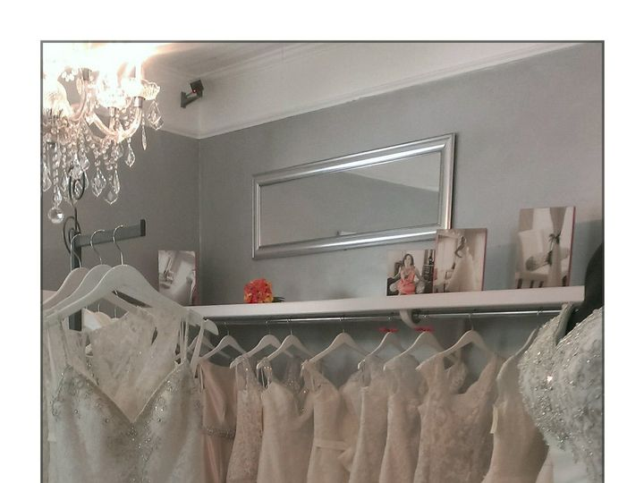 Tmx 1435687134114 Bridal Room Cornelius, North Carolina wedding dress