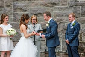 Ceremony Officiants - Rev. Laura Cannon & Associates