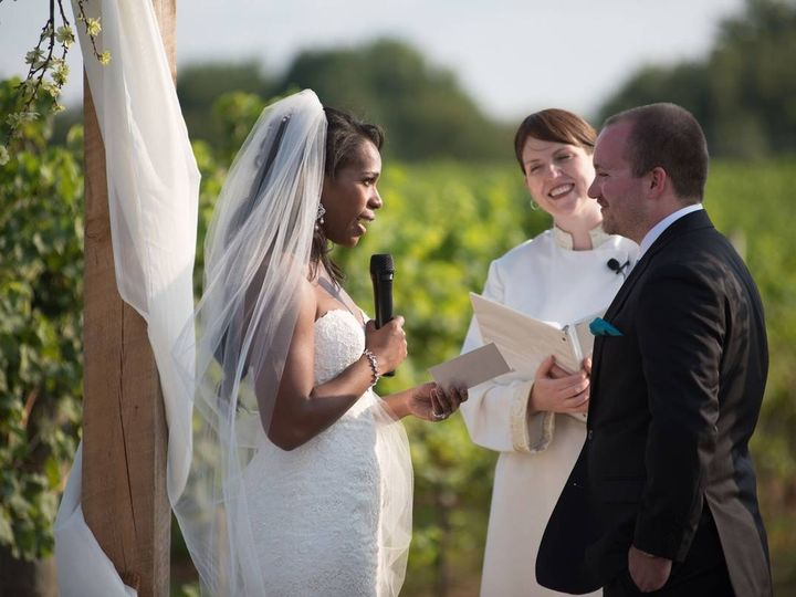 Tmx Z Laura Vineyard 51 75400 Ellicott City, MD wedding officiant