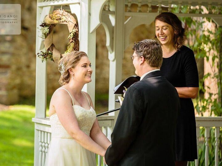 Tmx Z Maiga Gazebo 51 75400 Ellicott City, MD wedding officiant