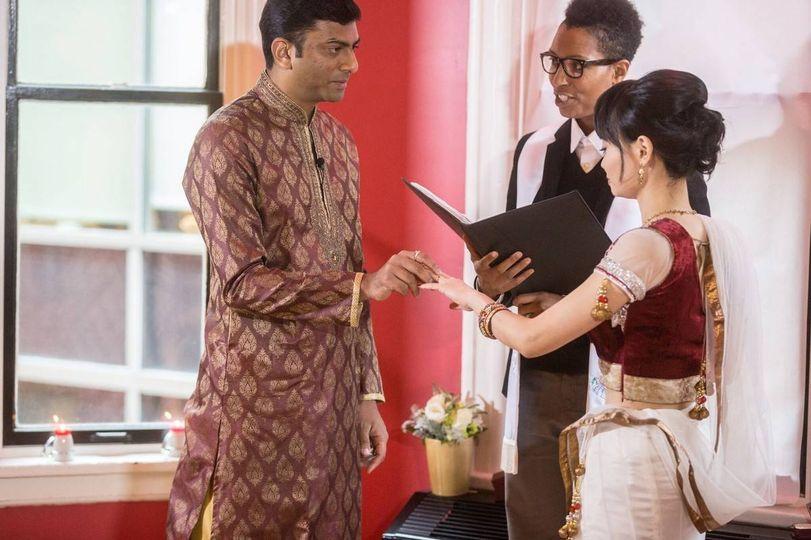 Interfaith Wedding Officiant