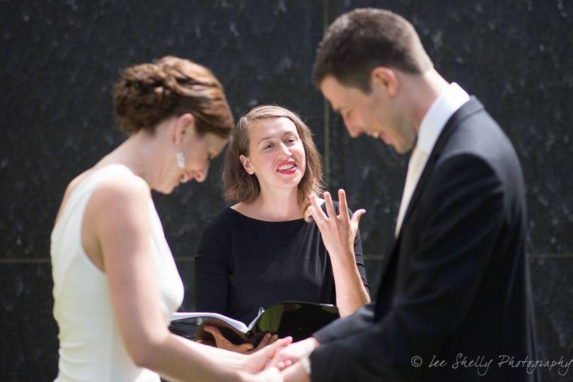 Philadelphia Wedding Officiant