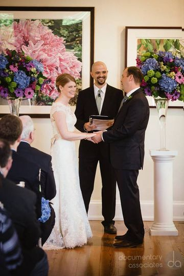 DC Wedding Officiant