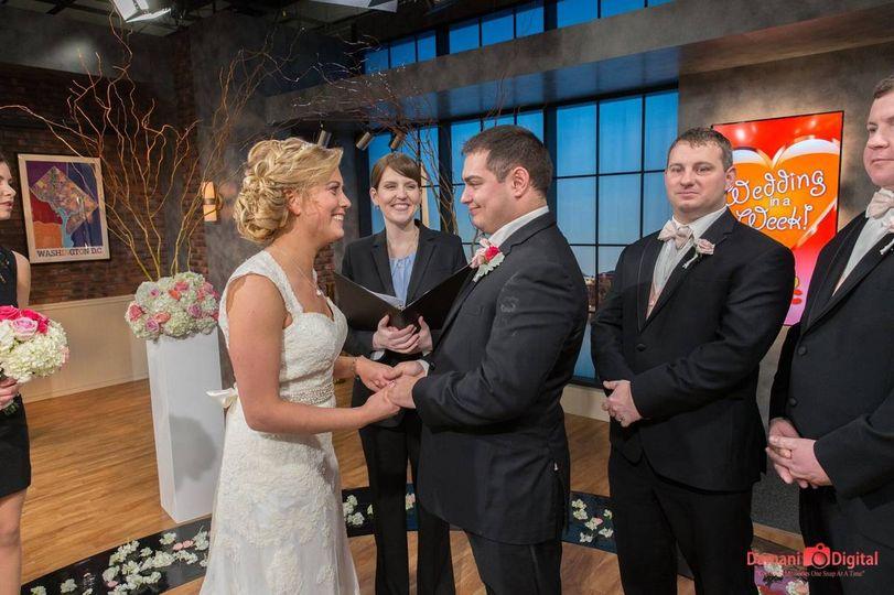TV Wedding Officiant