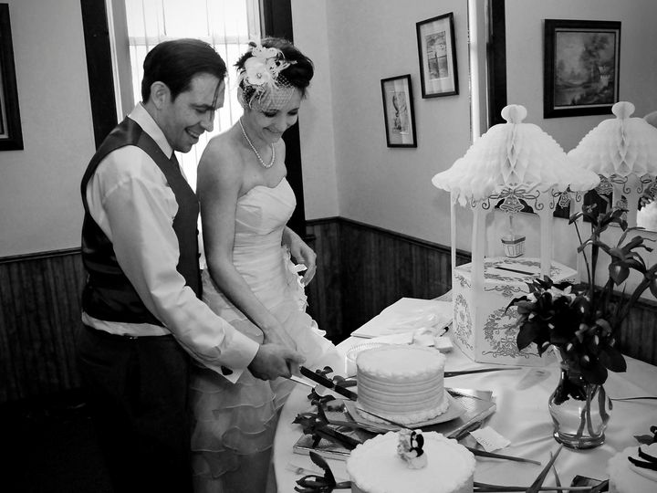 Tmx 1452207988901 Robinson Wed3 Genesee Depot wedding cake
