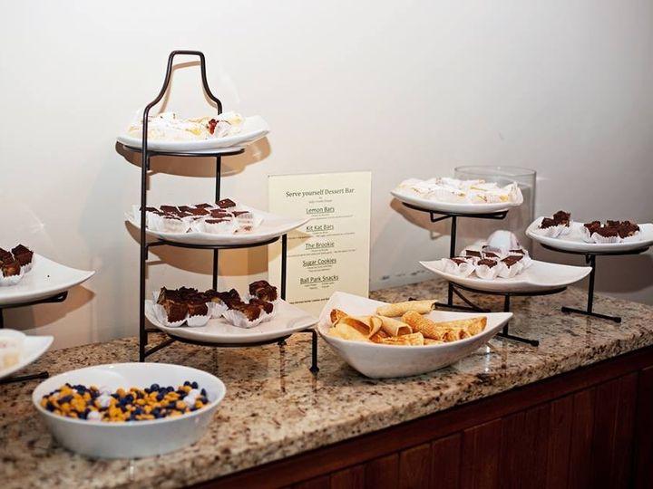 Tmx 1452208399093 Wedding Dessert Bar Genesee Depot wedding cake