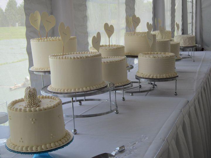 Tmx 1452209026311 Img1599 Genesee Depot wedding cake