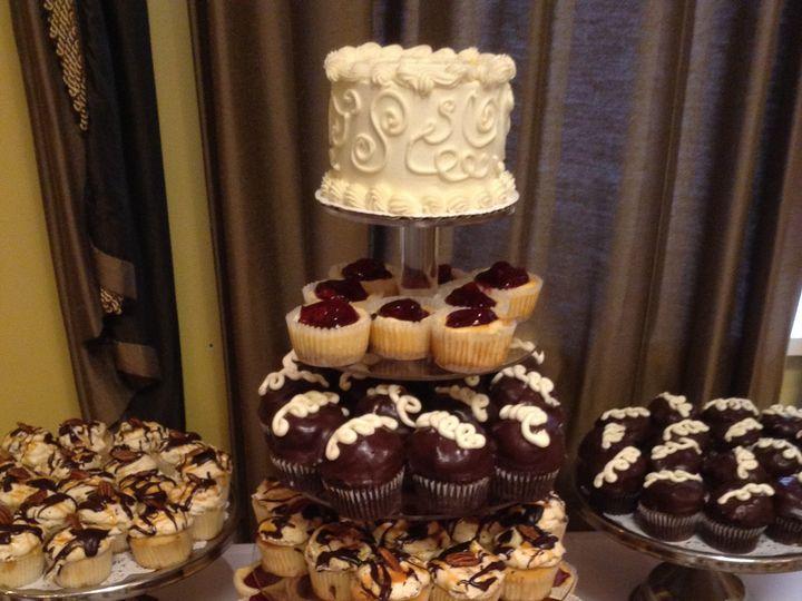 Tmx 1452209133414 Img1024 Genesee Depot wedding cake