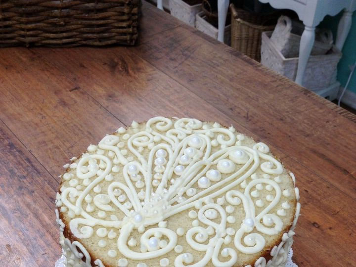 Tmx 1452209484626 Img2495 Genesee Depot wedding cake
