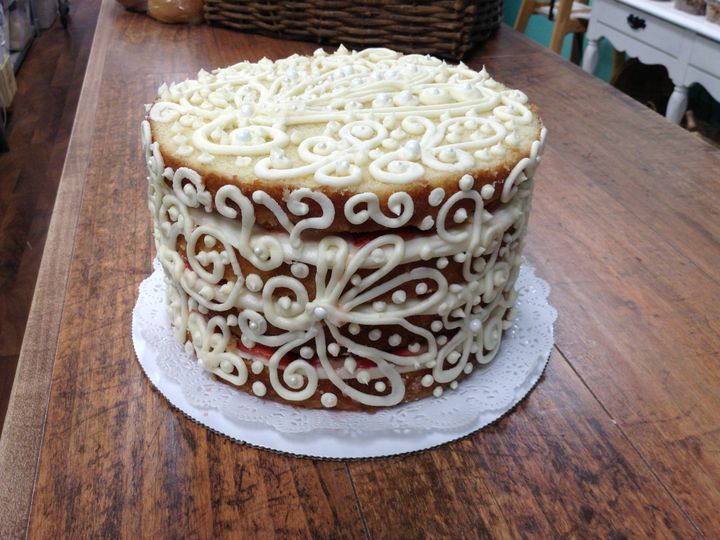 Tmx 1452209511271 Img2496 Genesee Depot wedding cake