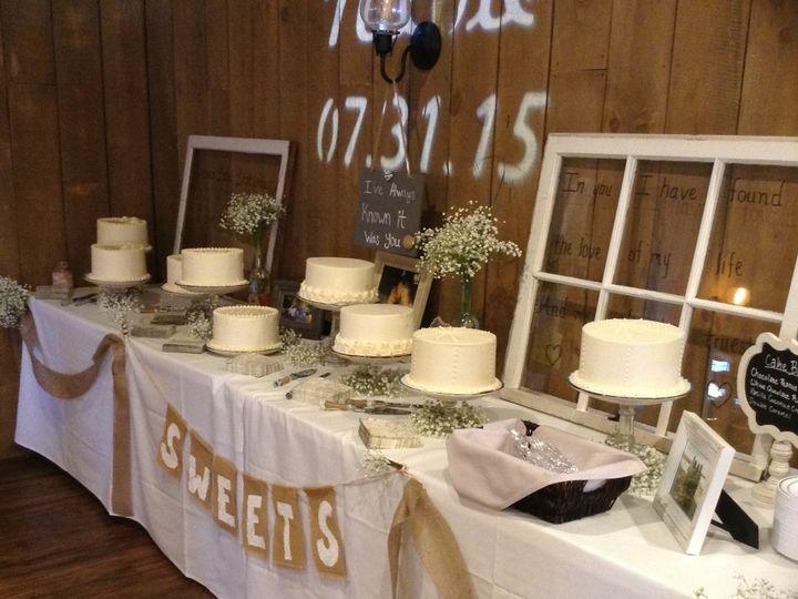 Tmx 1452209533231 Img2524 Genesee Depot wedding cake