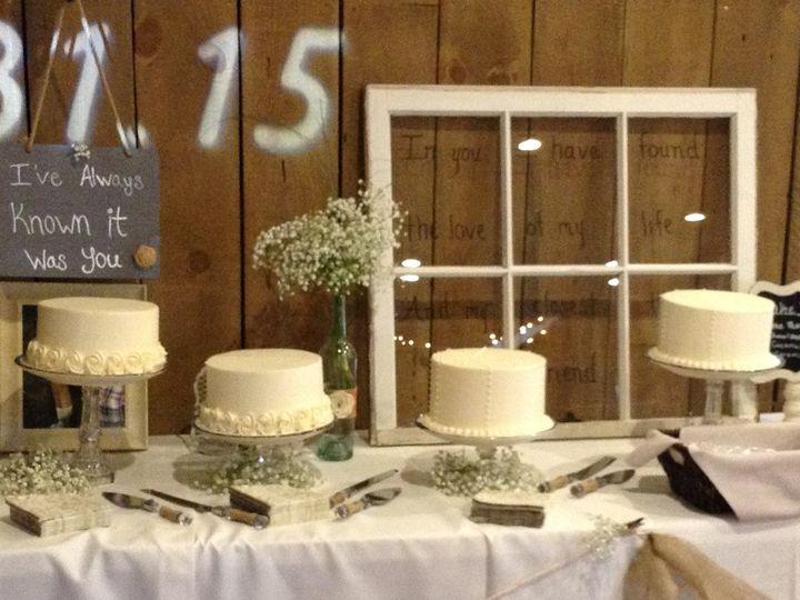 Tmx 1452209578718 Img2527 Genesee Depot wedding cake
