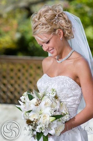 Bridal beauty - Allan E. Levine Photography
