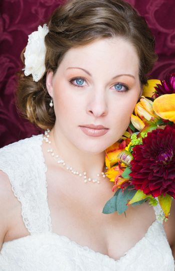 Bridal portrait - Allan E. Levine Photography