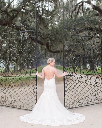 Boone Hall Cooper Wedding