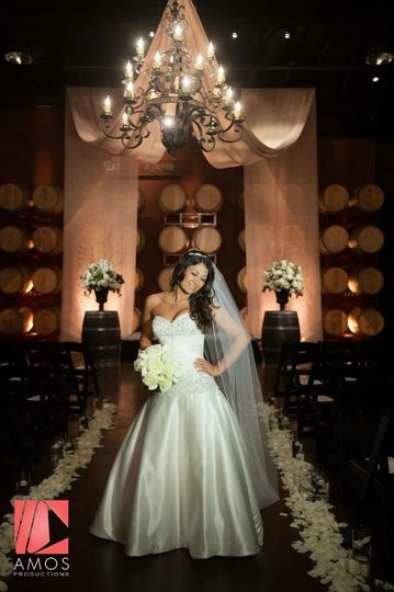 Draping and Lighting by Amos Productions