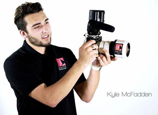 AMOSPRO Filmmaker Kyle McFadden