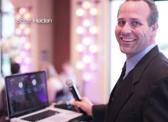 AMOSPRO DJ Scott Heiden
