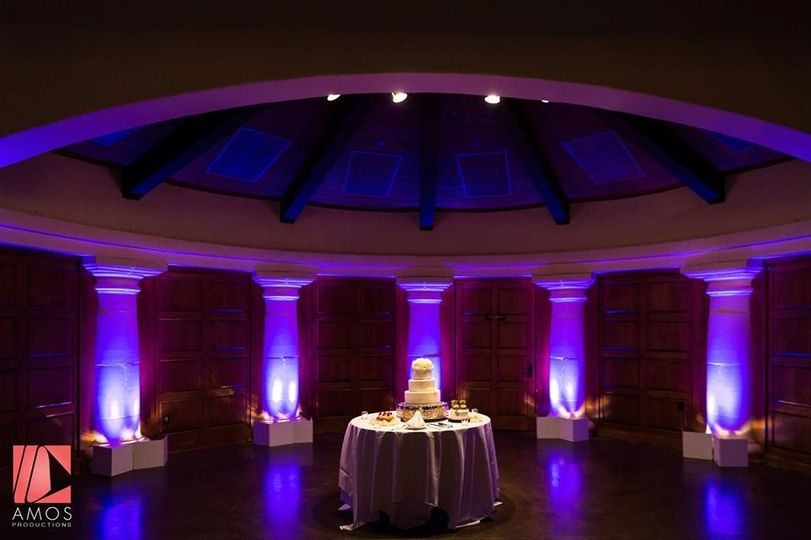 Lighting at Bridges Golf Course by Amos Productions