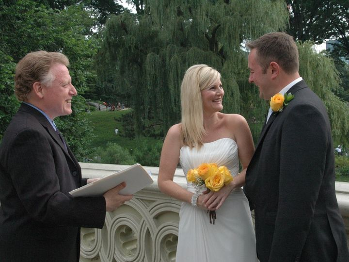 Tmx 1360906878782 MGO2MarkBizHighRes37e New York wedding officiant