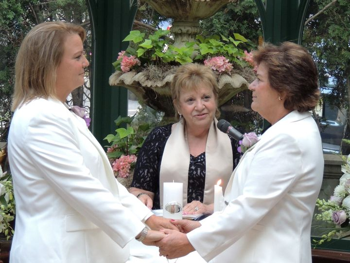 Tmx 1415388073747 Marie And Linda New York wedding officiant