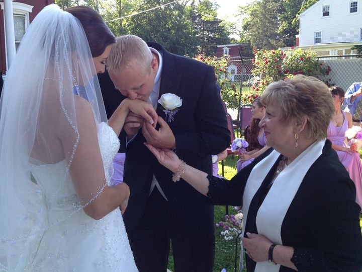 Tmx 1415388097841 Nicole And Matt 6.14 N New York wedding officiant