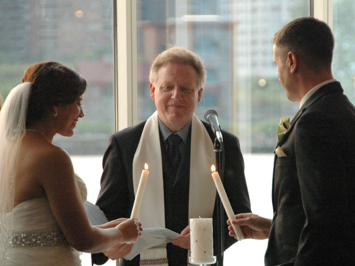 Tmx 1415388236530 Tina  Michael 8 31 12 New York wedding officiant