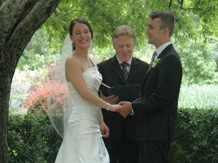 Tmx 1416435446759 Wedding In Conservancy New York wedding officiant
