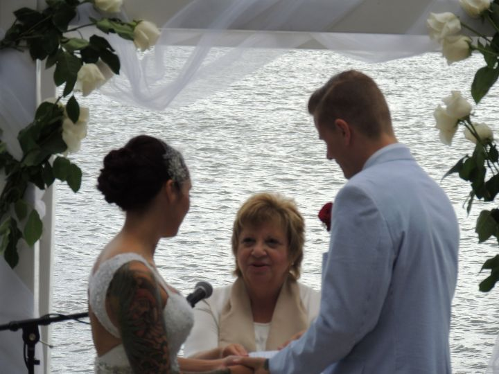 Tmx 1419363962096 James And Mariana New York wedding officiant