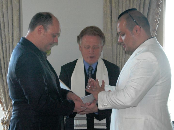 Tmx 1427308923864 Harephillips 8 10 12 Mark Officiating New York wedding officiant