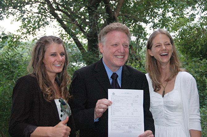 Tmx 1427308971019 Webbmckenzie 8 25 12 Prospect Park Mark Officiatin New York wedding officiant