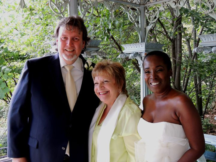 Tmx 1427309156030 Glen And Vanessa  2 New York wedding officiant